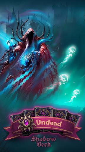 Shadow Deck: Magic Heroes Card CCG screenshots apkshin 14
