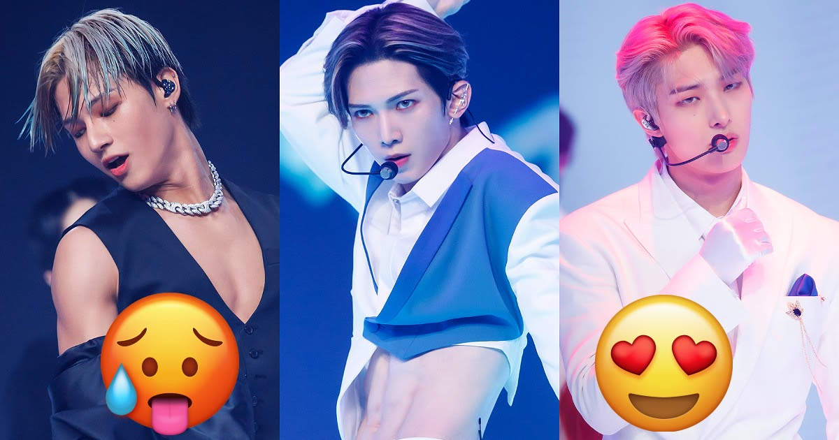 """Just 40+ Ethereal Pictures Taken From ATEEZ's """"KCON:TACT HI 5"""" Performance"""