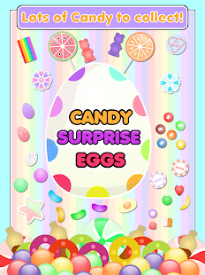 Candy Surprise Eggs - náhled