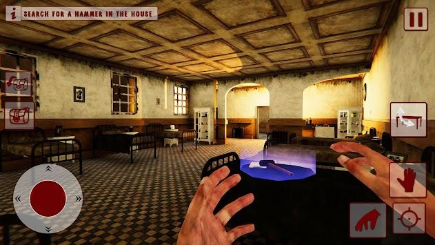 Evil Granny : 5 Nights At Haunted House