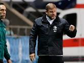 """Vanhaezebrouck is in de wolken met eerste driepunter en blikt vooruit: """"Dan kom je al heel ver"""""""