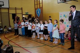 Photo: Specjalne nagrody Rady Rodziców dla uczniów klas 1-3