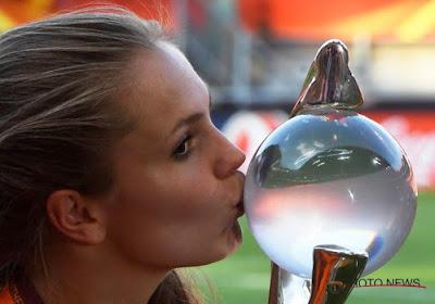 Alsof het anders kon: Lieke Martens beste speelster van het EK