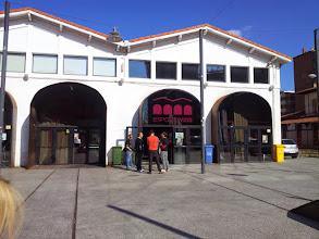 Photo: Entrada al recinto en Espacio Vías