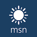 MSN Weather - Forecast & Maps icon