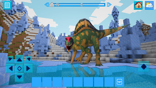 DinoCraft Survive & Craft Pocket Edition  screenshots 13