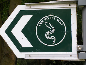Photo: Fen Rivers Way walk, from Milton to Ely