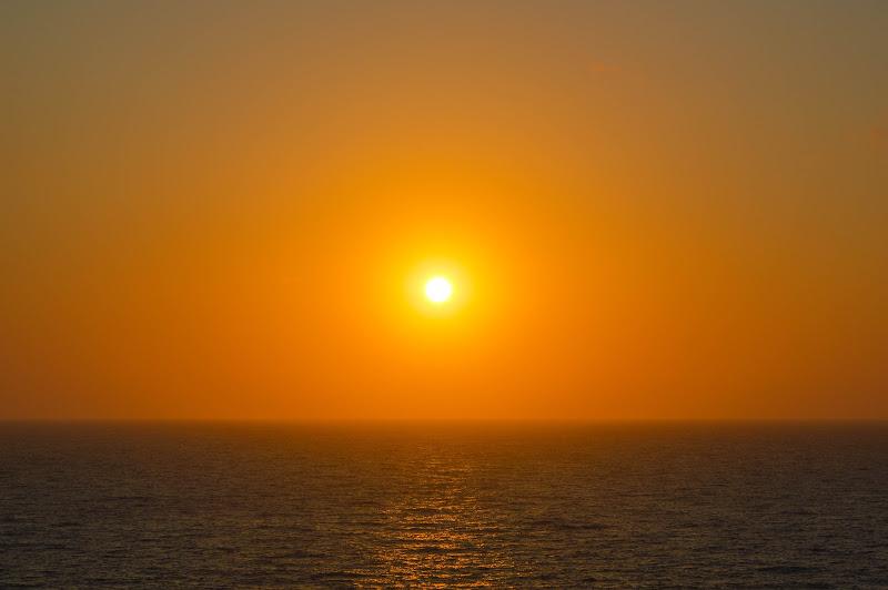 Hot sunset di eleonhoran