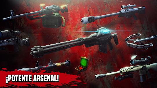 Zombie Hunter Sniper: Juegos de Disparos gratis 4