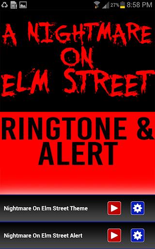 A Nightmare on Elm Street Tone