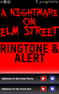 A Nightmare on Elm Street Tone screenshot 0