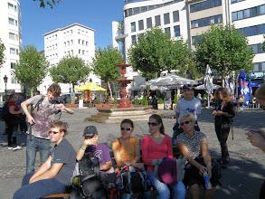 Photo: 1. den - Tady už je příliš rušno (Avenue de la Liberté - Luxembourg)