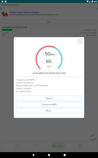 WiFi Warden - Free Wi-Fi Access & Internet 3.3.3.4 Screenshots 11