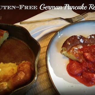 Gluten-Free German Oven Pancakes Recipe
