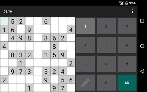 Open Sudoku screenshots 24