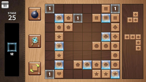 Screenshots von Wood Block Match 6