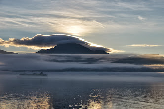 Photo: Alaska Voyage - Day 2 begins