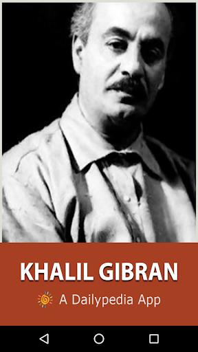 Khalil Gibran Daily