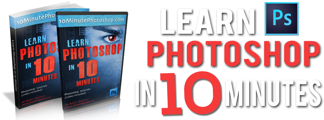 Learn Adobe Photoshop in 10 Minutes