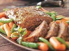 Venison Meatloaf With Herb Crust Recipe