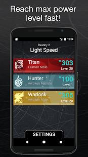 Light Speed for Destiny 2 - náhled