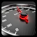 Speedometer Live Wallpaper icon