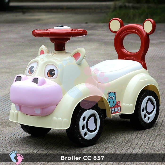 Xe chòi chân trẻ em Broller CC-857 6