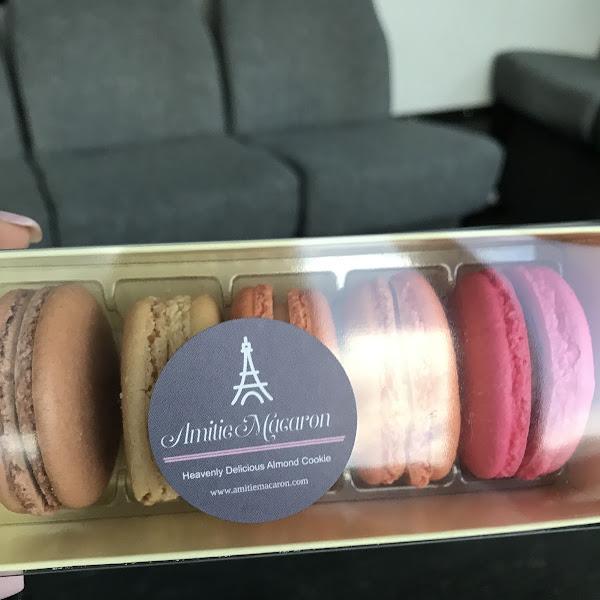 Amitie Macaron - all gluten free macaroons