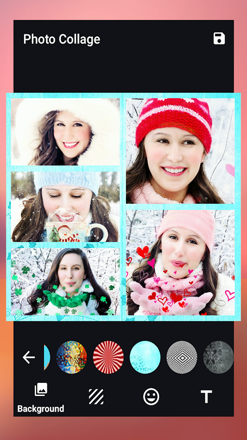Collage Maker Pic Mixer- screenshot