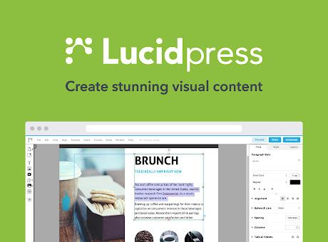 Lucidpress | Free Design Tool