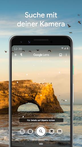 Google Lens 1.7.190611059 screenshots 1
