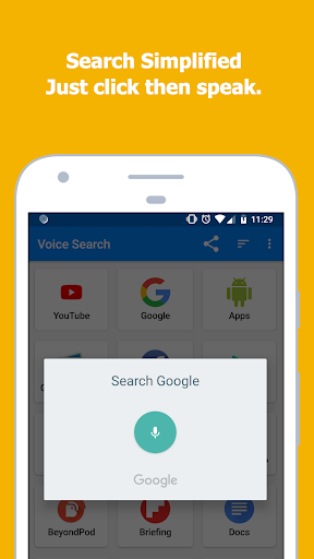 Voice Search - Speech to Text Searching Assistant 3.0.30 screenshots 2