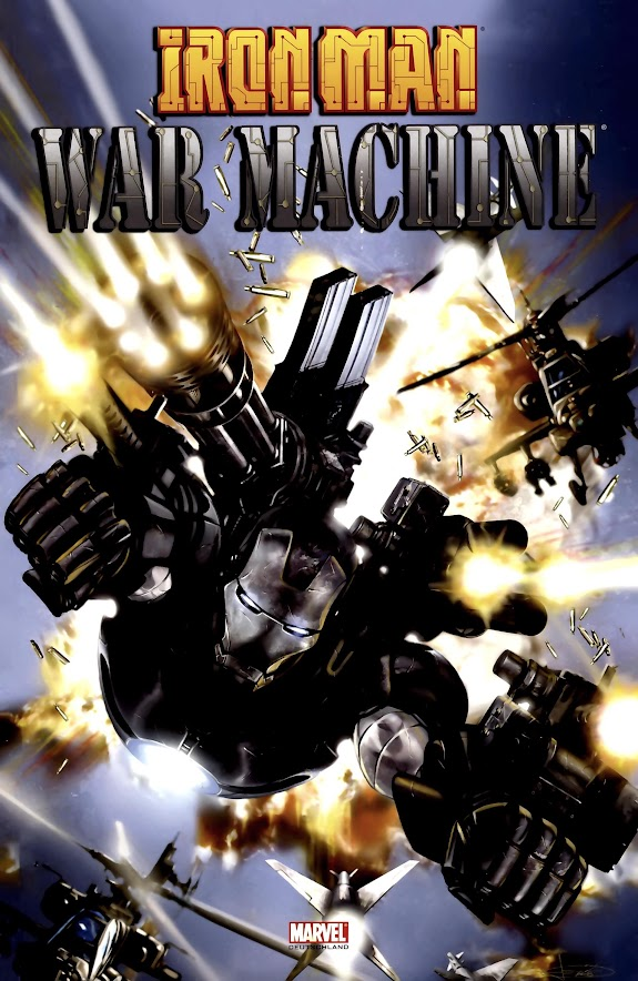 Iron Man - War Machine (2010)