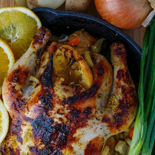 Whole Chicken in the Crock-Pot or Slow Cooker