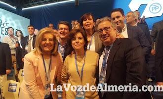 Convención Anual del Partido Popular celebrada en Sevilla