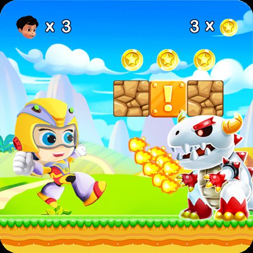 Super Hero Vir Robot Boy file APK Free for PC, smart TV Download