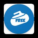 Curling Shot Tracker Free icon