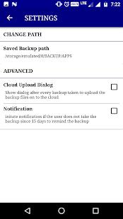 Super backup and restore - náhled