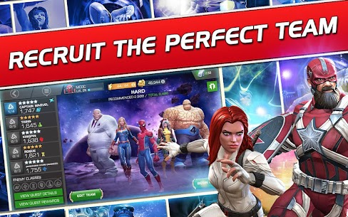 Marvel Contest of Champions MOD APK (Unlimited Units) 1