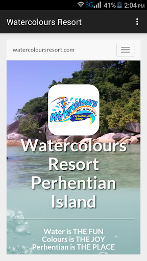 Watercolours Resort