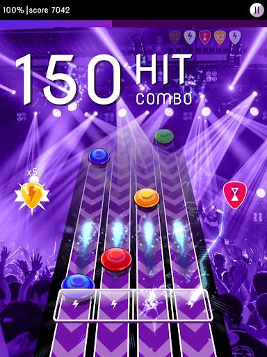 Rock Challenge: Electric Guitar Game 1.2 screenshots 10