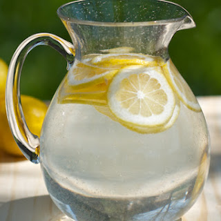 Lemon Water.