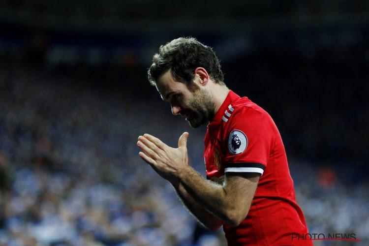 Fin de parcours pour Juan Mata à Manchester United