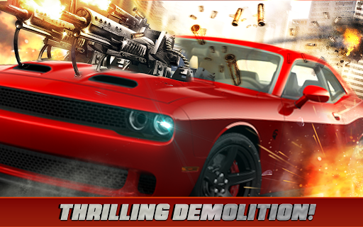 Death Race Road 2 Car Shooting 2019 1.0 androidappsheaven.com 1
