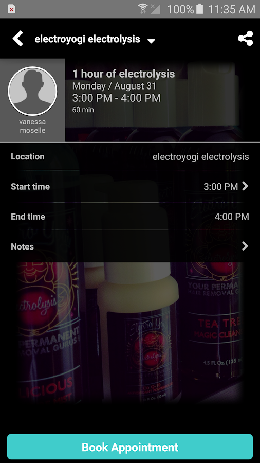 ElectroYogi Electrolysis- screenshot