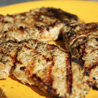 Rosemary Lemon Pork Chops.