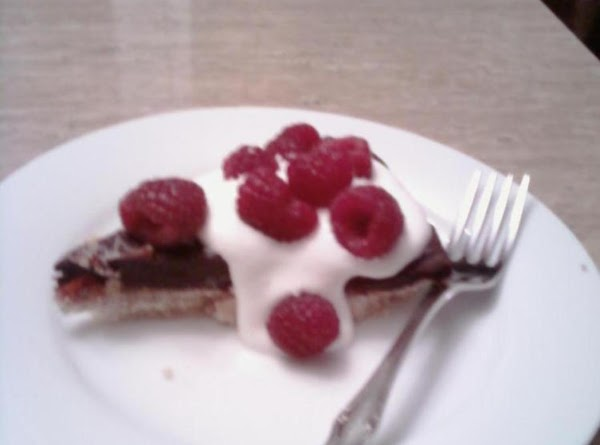 Raspberry Truffle Tart Recipe