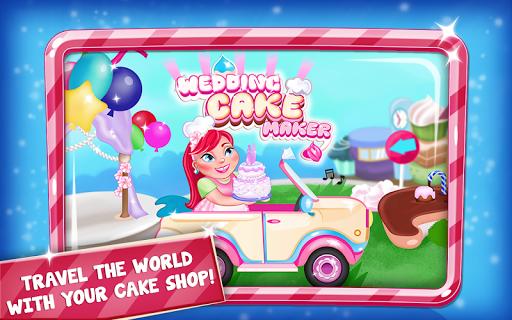 Wedding Cake Maker:Bakery Chef