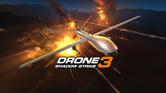 Drone : Shadow Strike 3 v1.12.132 (Mod Money) 1