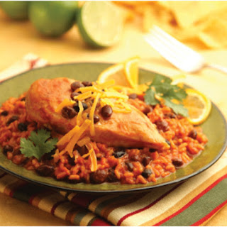 Mexican Chicken with Rice & Beans